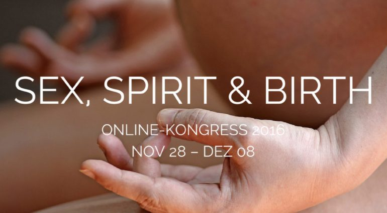 Kongress Sex Spirit Birth
